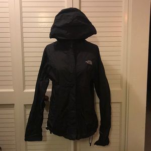 The North Face waterproof zip up